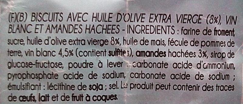 Caveosi - Ingrédients - fr