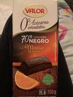 Mousse naranja - Producte - es