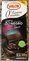 Chocolate negro 85% stevia - Product - es