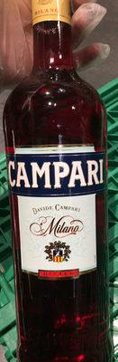 CAMPARI - Produit