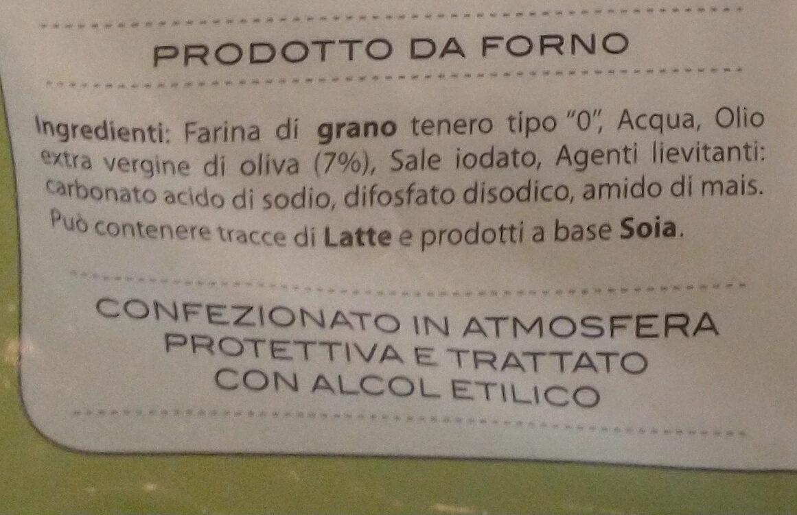 Piadina - Ingredienti - it