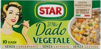 Il mio dado vegetale dadi - Product - en