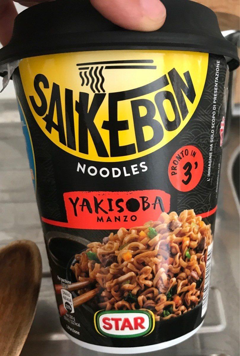 Yakisoba - Produit - fr