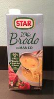 Il mio Brodo Manzo - Produit - it