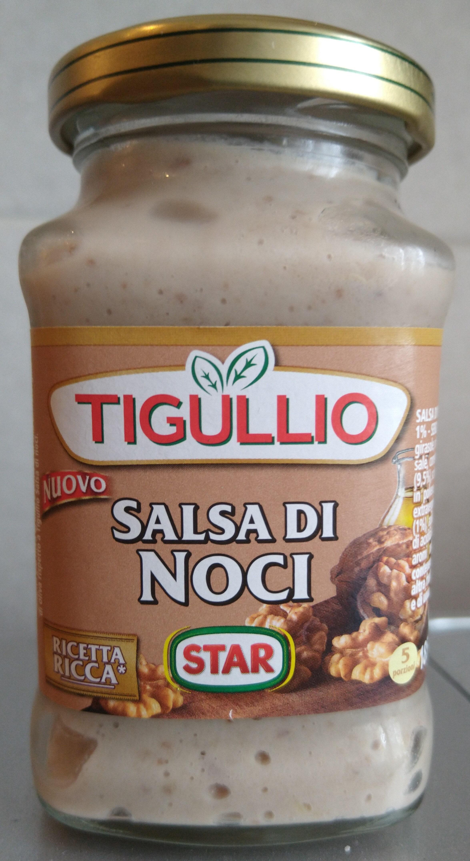 salsa di noci - Prodotto - it