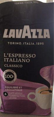 Lavazza l espresso italiano - Product - fr