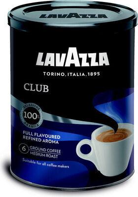 Boîte de café moulu 100% arabica. - Produit - fr