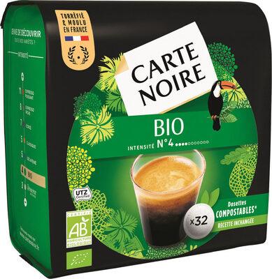 Café Bio 100% arabica en dosette - Prodotto - fr