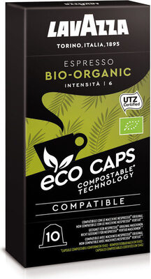 Café 100% arabica bio en capsule - Produit - fr