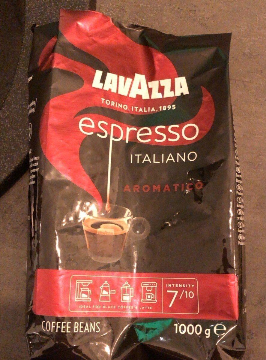 Lavazza Espresso Italiano - Product - en