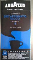 Café decaffeinato ricco - Product