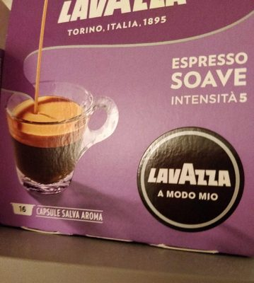 16 Capsules Amm Soavemente Lavazza - Produit - fr