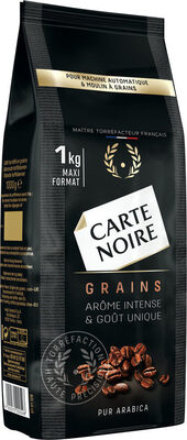 Café grains 100% arabica - Product - fr