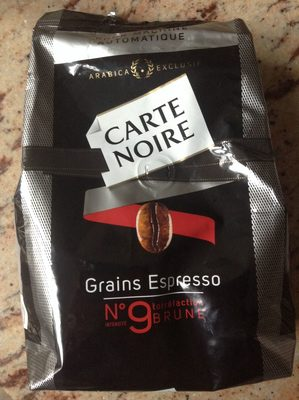 Café en grains Espresso 9 Carte Noire - Product