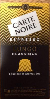 Café capsules Lungo n°6 - Espresso - Product