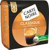 Café en dosette souple individuelle. - Product