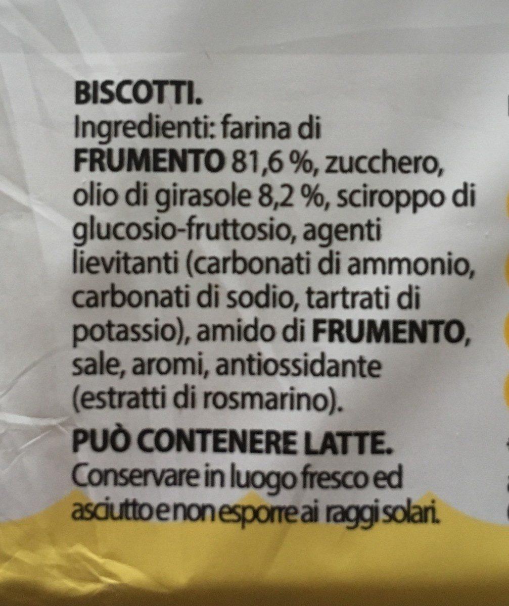 Classico - Ingredientes - fr
