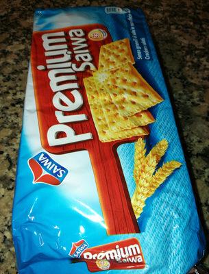 Cracker Premium Saiwa Non Salato - Product