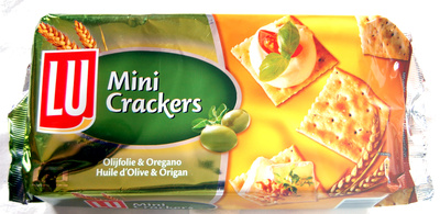 Mini crackers - Product - fr