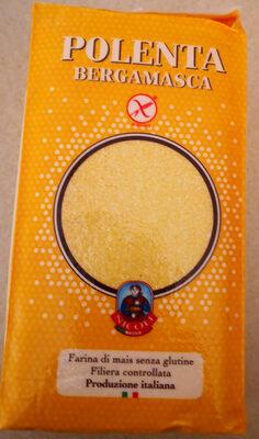 polenta bergamasca - Product
