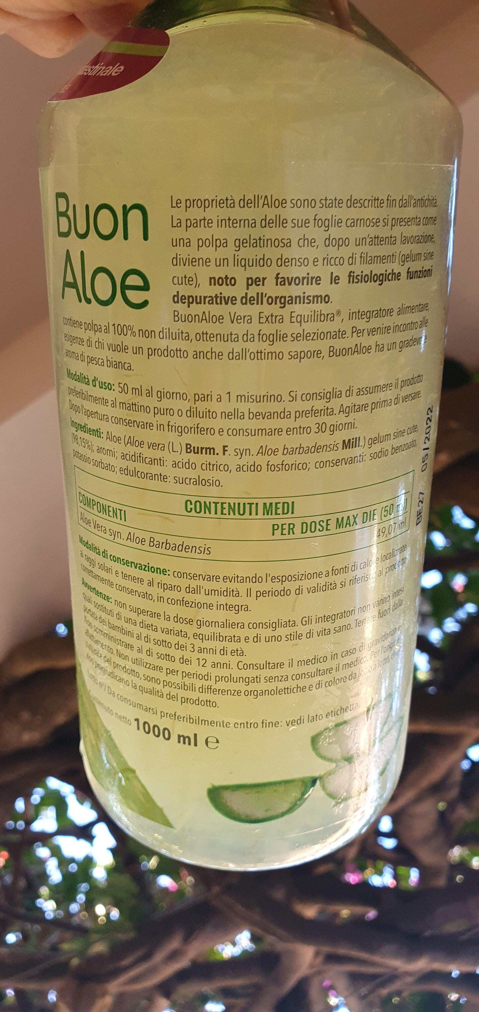 EQUILIBRA Buon Aloe - Product - it