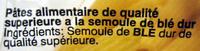 Garofalo penne ziti rigate - Ingredients - fr