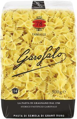 Garofalo farfalle - Product - fr