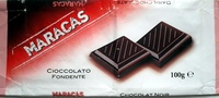Maracas Cioccolato Fondente - Produit - it