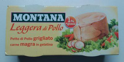 Leggera di pollo - Product - it