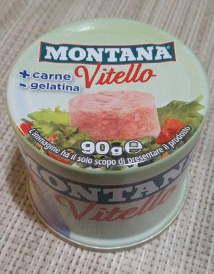Montana Vitello - Prodotto