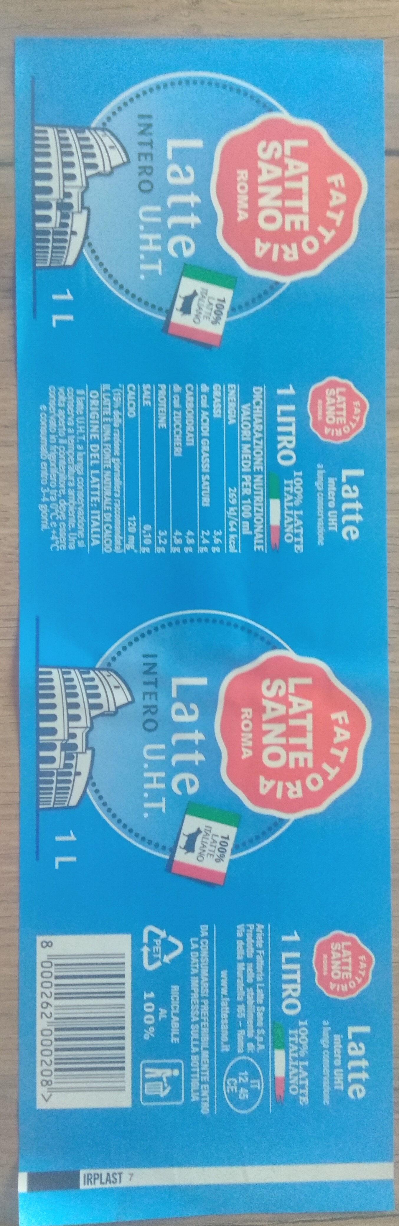 Fattoria latte sano - Prodotto - it
