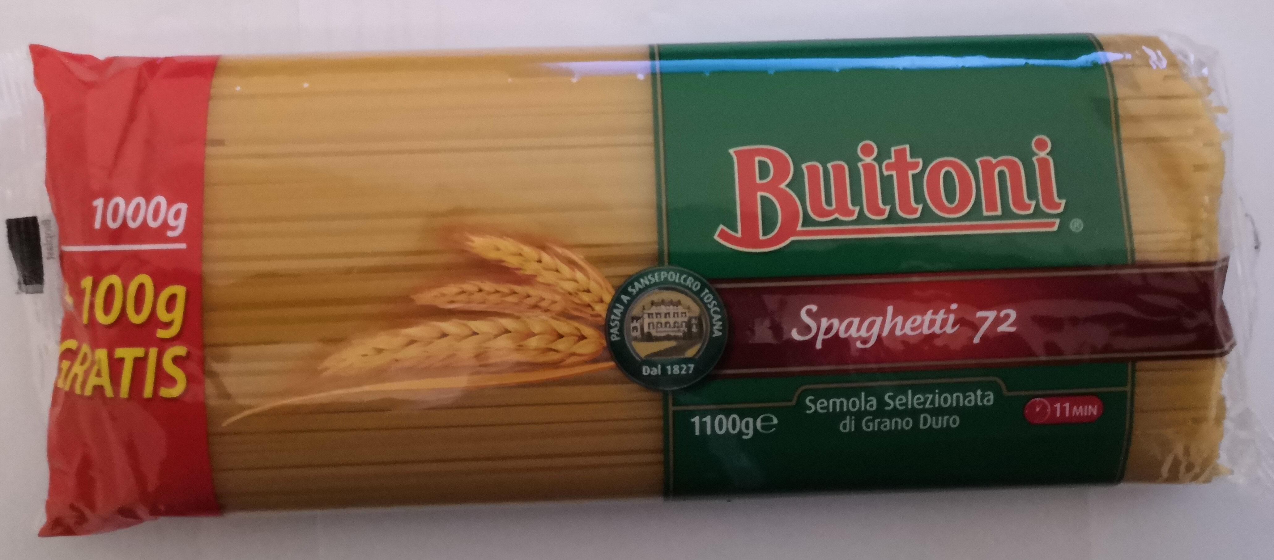Buitoni Spaghetti 72 - Produkt