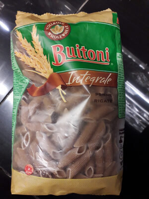 Buitoni Integrale Penne Rigate Vollkorn - Producte - fr