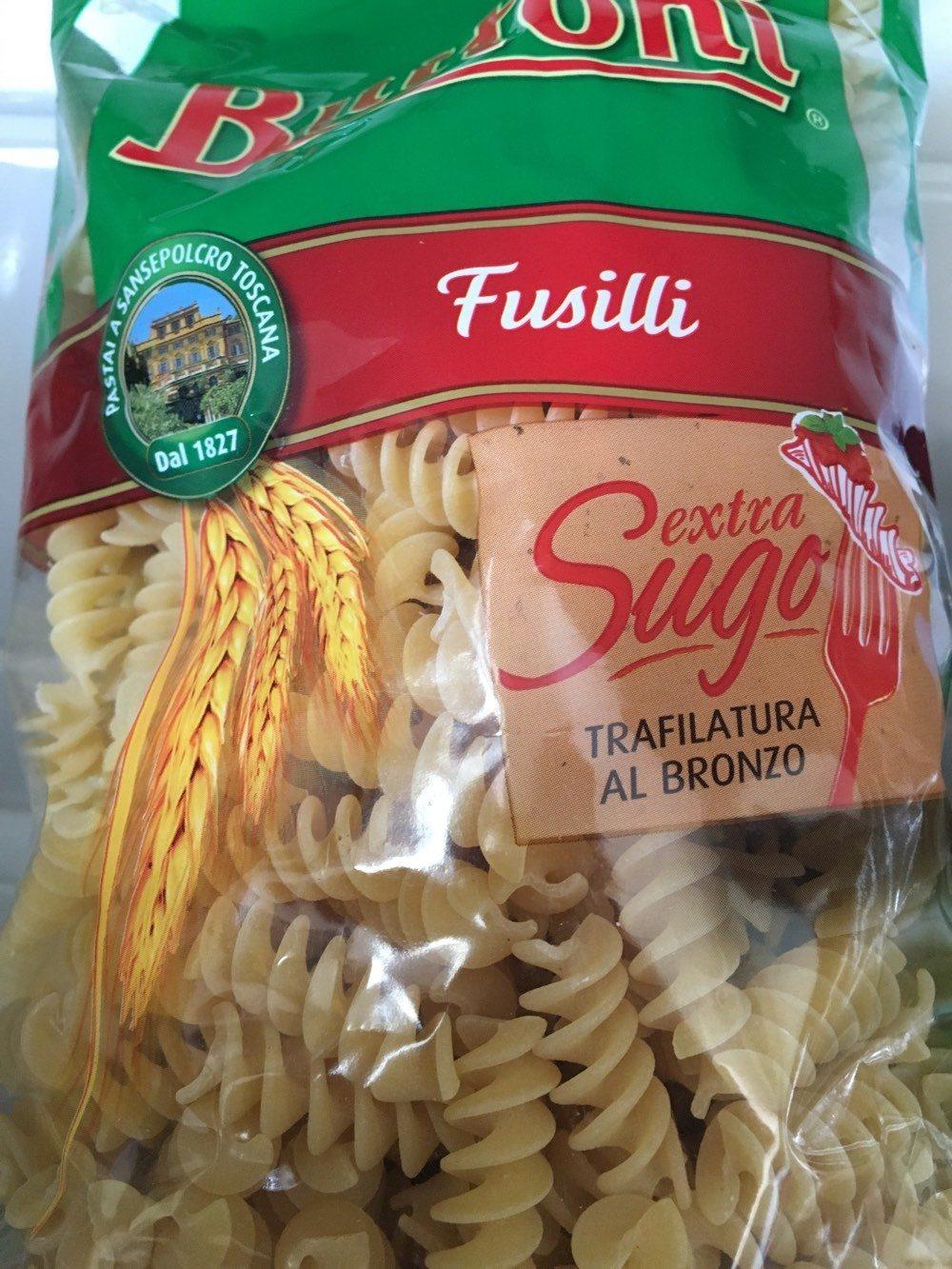 Nudeln Fusilli - Product