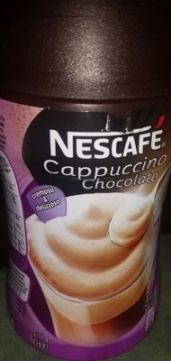Cappucino Chocolate - Product - fr
