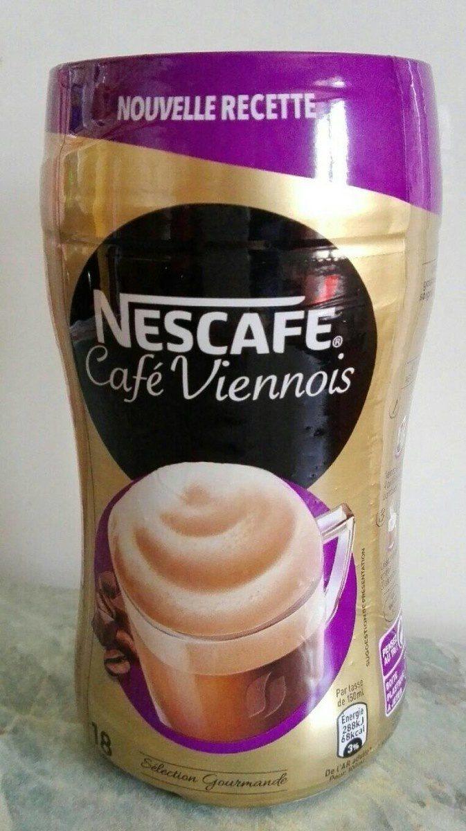 Café viennois - Product - fr