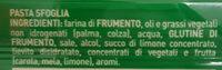 Sfoglia rettangolare pasta sfoglia fresca rettangolare rotolo - Ingredienti - it