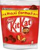 KITKAT Ball, Billes au chocolat au Lait - Producte