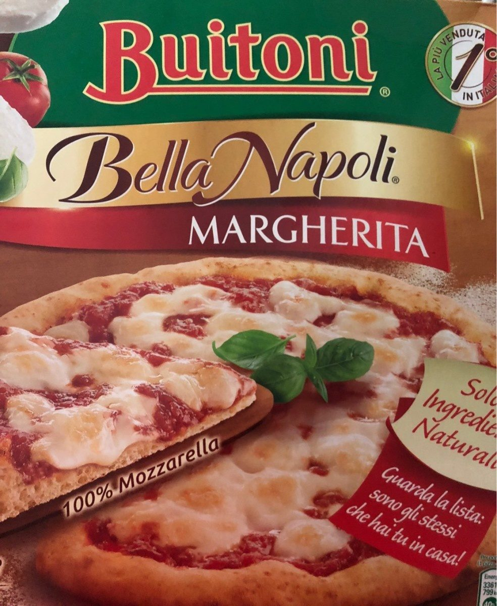 Bella Napoli Pizza Margherita Buitoni 660 G E