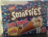 Smarties fun cones - Produit