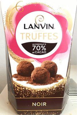 Truffes - Produit