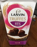 Lanvin Truf. nr 85%cacao - Product - fr