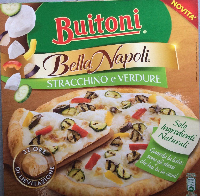 Bella Napoli Stracchino E Verdure Buitoni 360 G