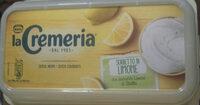 Sorbetto al limone - Product
