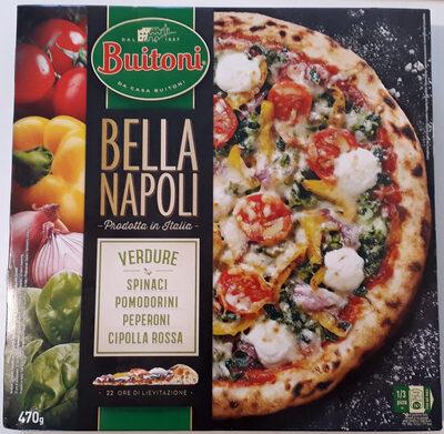 Bella Napoli verdure - Produit