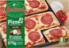 BuitonIGPizza alla seconda salame pizza surgelata - Produit