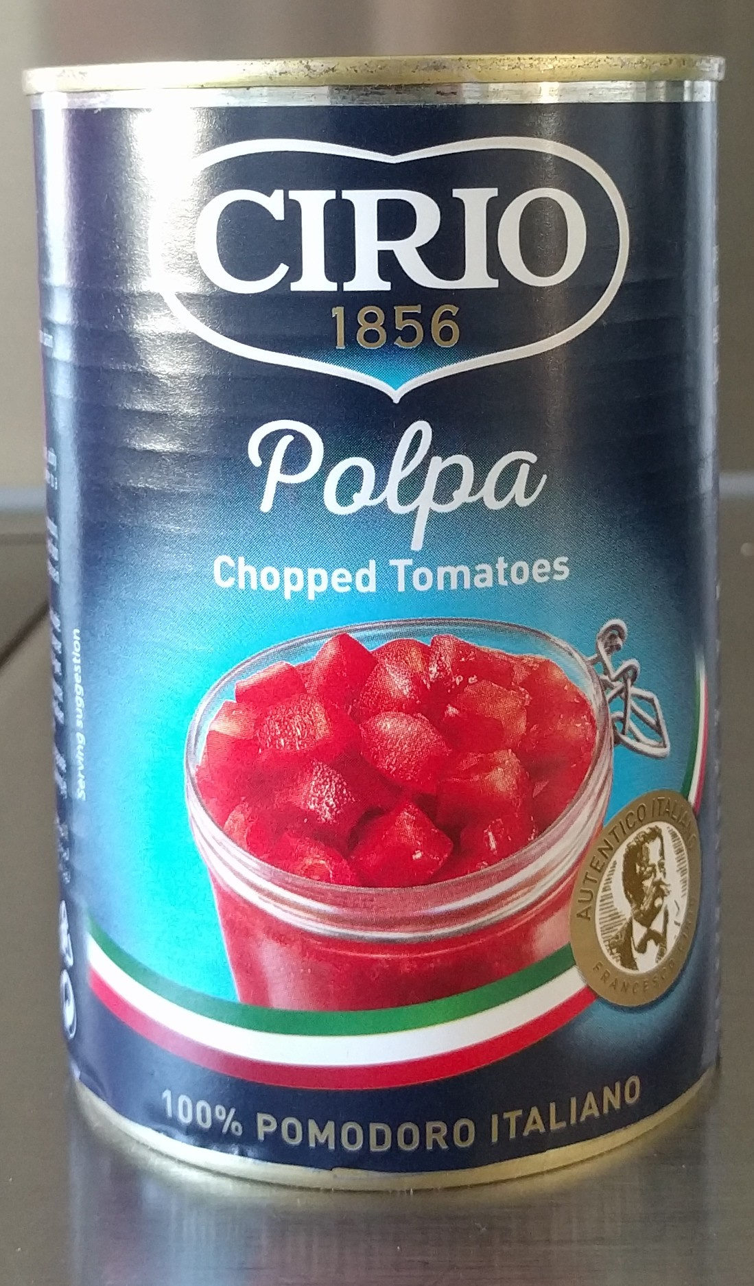Gemüse: Tomaten: Pulpa - Produkt - de