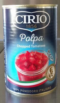 Polpa Chopped Tomatoes - Product - en