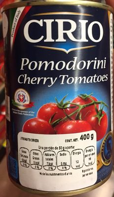 PROMODORINI CHERRY TOMATOES - Product