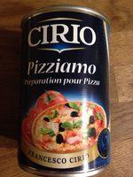 Pizziamo - Préparation pour Pizza - Prodotto - fr